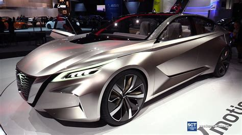 2018 Nissan Vmotion 2.0 Concept