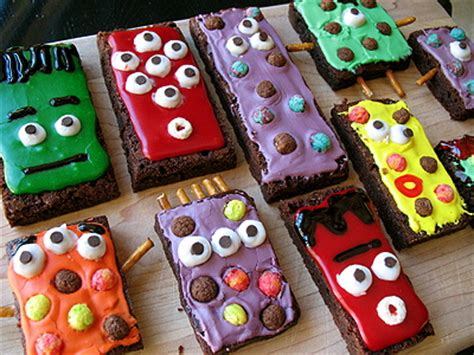 craft food ideas brownies family crafts 1499