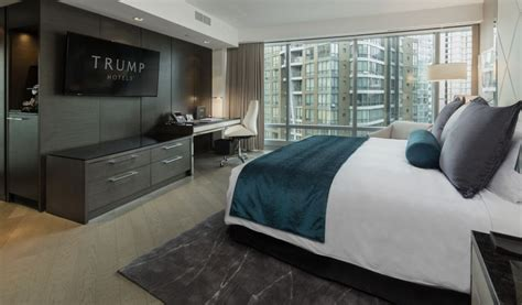 vancouver luxury hotel rooms trump vancouver guest rooms