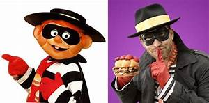 A Brief History of Fast Food Mascot Makeovers
