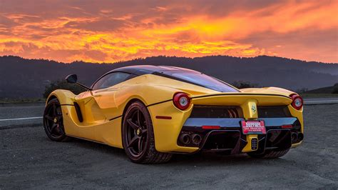 ferrari laferrari wallpapers hd images wsupercars