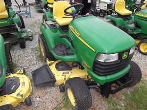 2003 John Deere X465 Lawn  U0026 Garden And Commercial Mowing