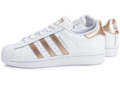 adidas Superstar W rose gold  Chaussures adidas Chausport
