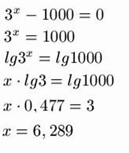 Logarithmus Berechnen : exponentialgleichungen ~ Themetempest.com Abrechnung
