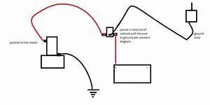 Western Snow Plow Installation Instructions