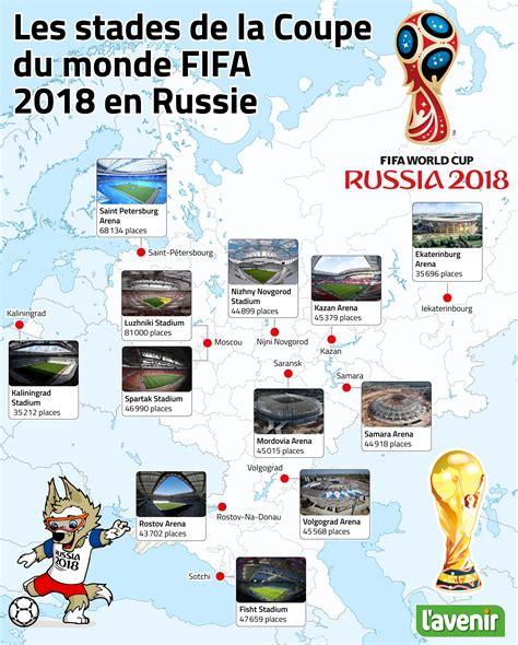 Carte Coupe Du Monde 2018 by Les Prix Les Proc 233 Dures Le Timing Voici Toutes Les