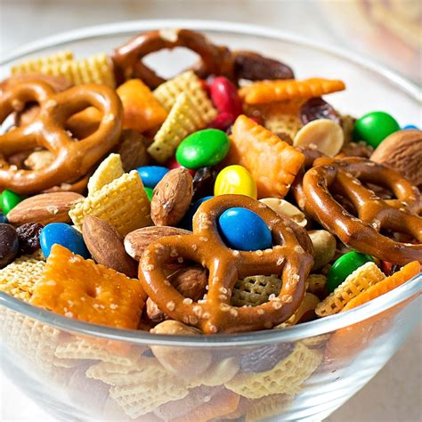 after school snack mix made simple