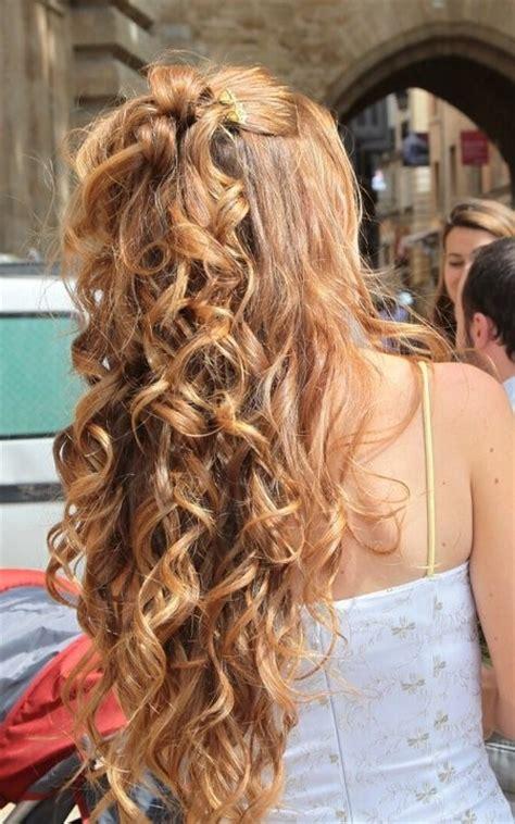 coiffure pour invitée mariage cheveux mi coiffure invit 233 mariage cheveux