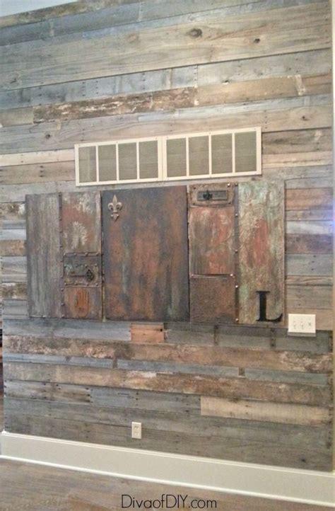 diy barnwood wall nepinetworkorg