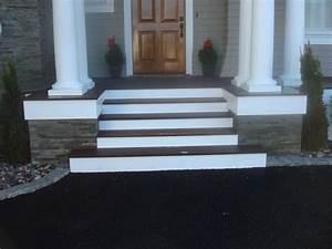 Wood, Entry, Steps