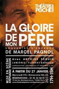 Theatre Poche Montparnasse : la gloire de mon p re th tre de poche montparnasse l ~ Nature-et-papiers.com Idées de Décoration
