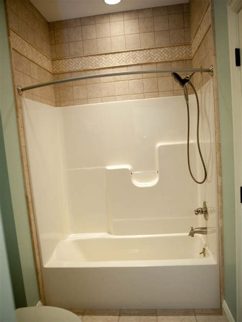 fiberglass shower ideas pictures remodel  decor