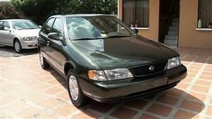 Hd Nissan Sentra B14 1998 Verde Manual 5ta Financio Hd