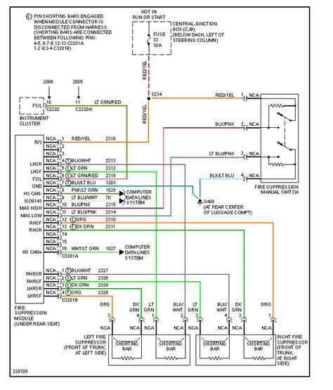 2005 Crown Victorium Wiring Diagram by My Crown Vic Won T Start Unless The Throttle Unhooked
