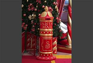 santa letter box santa settings grottos props With letters to santa mailbox prop