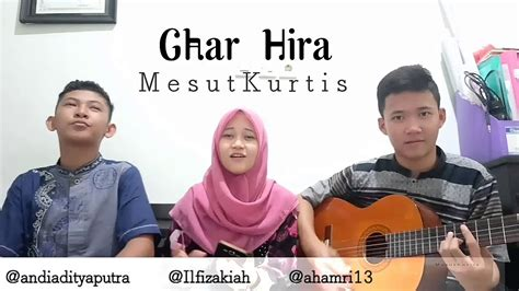 Mesut Kurtis (cover) By Ilfi Zakiah Darmanita
