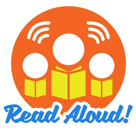 read aloud challenge logo text bensenville community public library