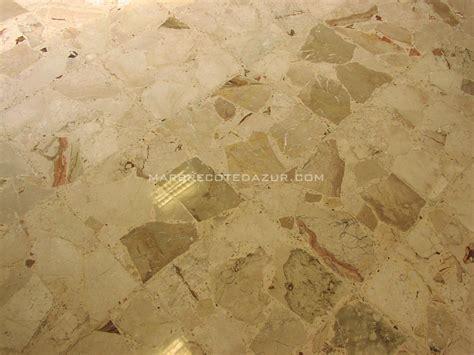 marble floor in breccia oniciata