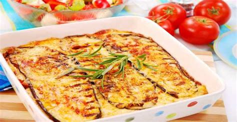 cuisine grecque moussaka cuisine grècque