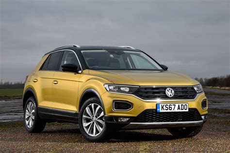 VW T-Roc 1.0 TSI Design (2018) review by CAR Magazine