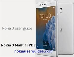 Nokia 3 Manual Pdf