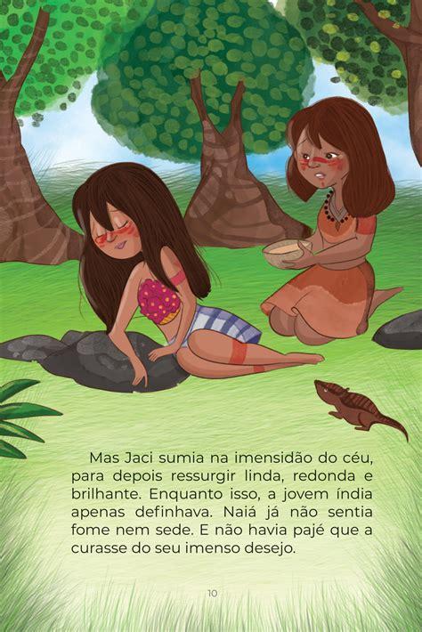 História A Lenda da Vitória-Régia (Conta Para Mim) para ...