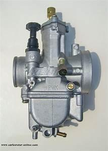 Keihin Racing Carburetor Kit