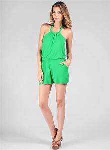 Green Rompers | Dressed Up Girl