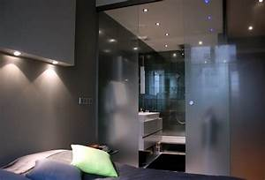 ikea tablette salle de bain 4 chambre avec salle de With chambre avec salle de bain ouverte et dressing