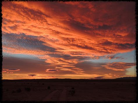 wrights trailsend desert sunrise