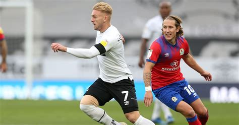 Here's why Kamil Jozwiak was not in Derby County's 18 ...