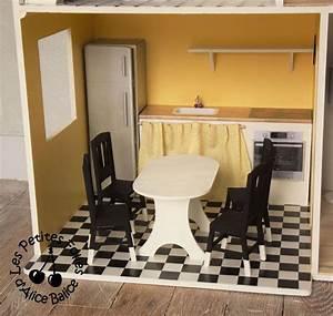 Maison De Barbie 5 Les Meubles Cuisine Et Salon