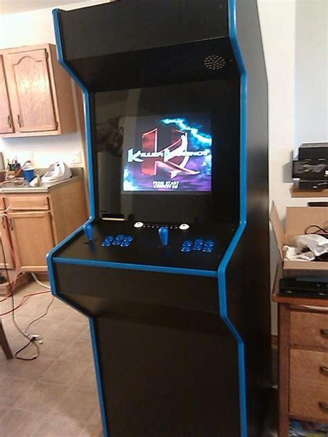 best arcade cabinets for home diy challenge custom built arcade emulator cabinet