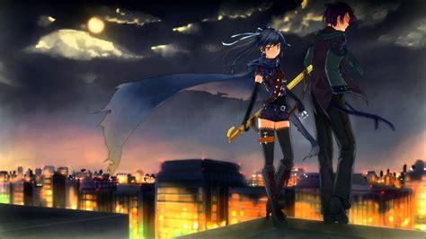 epic anime fighting wallpaper mobile anime hd wallpaper