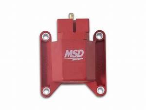 Msd 5 0l Tfi Performance Coil   U0026 39 86- U0026 39 95