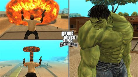 Top 10 Cleo Mods That You Must Install In Gta San Andreas