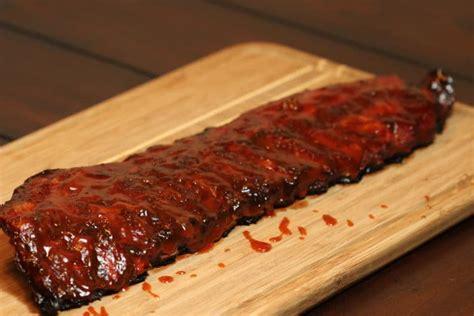 barbecue ribs barbecue spareribs recipe dishmaps