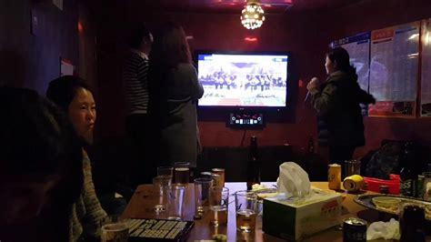 회사 회식 2차 노래방에서 Youtube