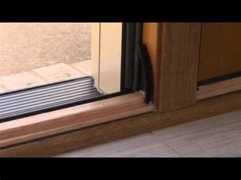 sliding patio doors sliding patio door weatherstripping