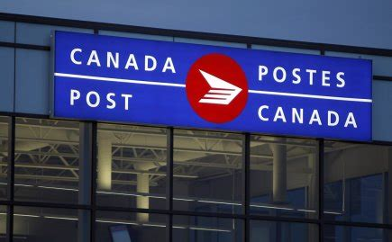 bureau de poste lambert postes canada ferait à des pertes d 39 un milliard