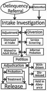 Juvenile Justice System Flowchart