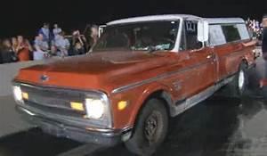 Chevrolet Beater Truck Is A Monster Of A Sleeper  Video