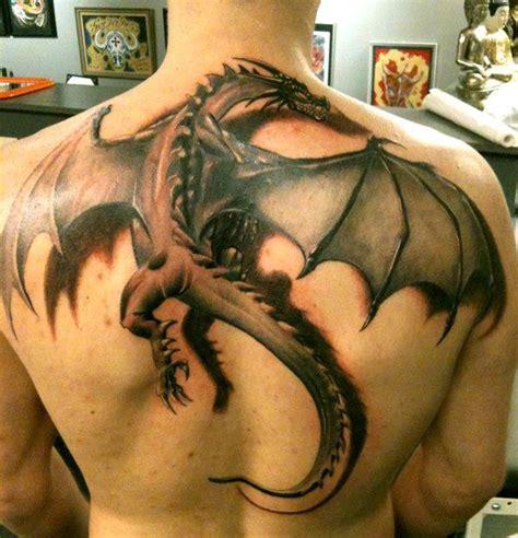 incredible  dragon tattoos