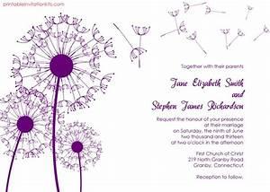 free printable wedding invitations popsugar australia With wedding invitation music free download