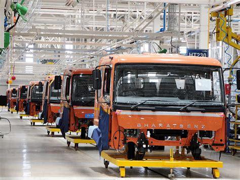 Daimler India Inaugurates Bus Plant Near Chennai