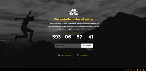 Simple Construction Html Page Free Simple Construction Html Page Coming Soon Website