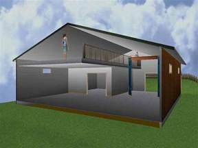40x60 Barndominium Floor Plans by Metal Building Shop Plans 40x60 The Garage Journal Valine