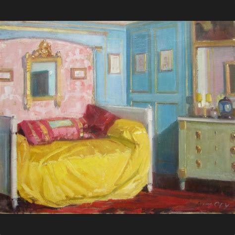 suzanne ody la chambre bleue tableau galerie cerca
