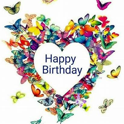 Butterfly Birthday Happy Heart Quotes Butterflies Quote