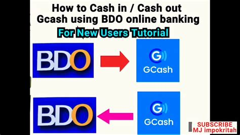 We did not find results for: How to Cash in / Cash out Gcash using BDO Mobile Banking l MJ impokritah vLog - YouTube